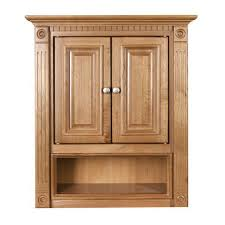 light oak bathroom wall cabinet 55563 astonbkk