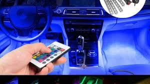100 Interior Truck Lighting 12 LED Car 12V Footwell Floor Decorative Atmosphere