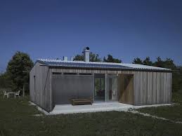 104 Homes Made Of Steel Corrugated Metal Beach Houses With Wood Interiors