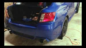 08 14 subaru impreza wrx light bulb replacement