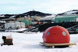 104 Antarctica House A New Master Plan For The Mcmurdo Research Station In Architect Magazine