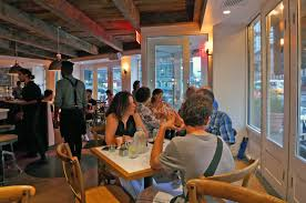 Cat Cora s Fatbird Flies and Crashes in the Meatpacking District