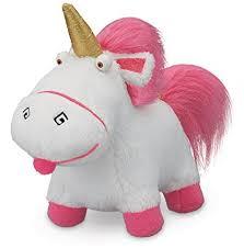 Despicable Me Fluffy Unicorn 5quot