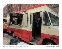 Delicious Food At The Food Truck Festival In South Street Seaport ...