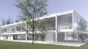 100 Van Der Architects This LittleKnown Mies Van Der Rohe Design Will Finally Be