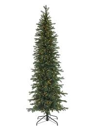 Ge Slim Artificial Christmas Trees by Innovative Ideas Artificial Slim Christmas Trees Shop Ge 7 5 Ft