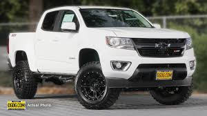New 2018 Chevrolet Colorado 4WD Z71 Crew Cab Pickup In San Jose ...
