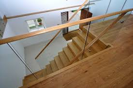 Classy Wooden Floors And Step Added Glass Staircase Banister As ... Elegant Glass Stair Railing Home Design Picture Of Stairs Loversiq Staircasedesign Staircases Stairs Staircase Stair Classy Wooden Floors And Step Added Staircase Banister As Glassprosca Residential Custom Railings 15 Best Stairboxcom Staircases Images On Pinterest Banisters Inspiration Cheshire Mouldings Marble With Chrome Banisters In Modern Spanish Villa Looking Up At An Art Deco Ornate Fusion Parts Spindles Handrails Panels Jackson The 25 Railing Design Ideas