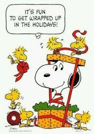 Charlie Brown Christmas Tree Quotes by Christmas With Snoops And Woodstock Peanutes Pinterest