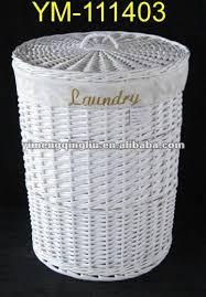 grand blanc en osier panier à linge buy product on alibaba
