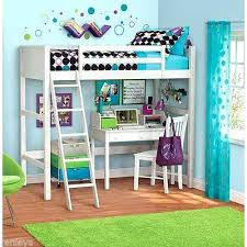 Ikea Loft Bed With Desk Canada by Apartments White Loft Bed With Desk Canada Twin Bunk Over Ladder