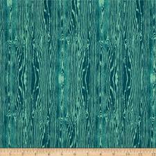 Joel Dewberry True Colors Wood Grain Teal