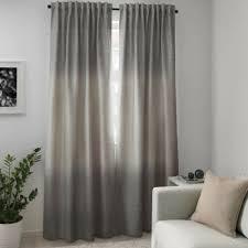 rollos gardinen vorhänge gradient beige gray 57 x 98 1