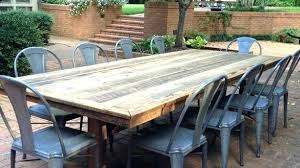 Rustic Outdoor Dining Furniture Kitchen Awesome Nice Sets Best Ideas About