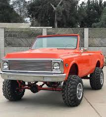 Awesome Early 70s Chevy Blazer | Mud Trucks And Other Awesome 4x4 ...