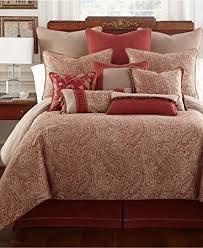 Amazon Waterford Cavanaugh Paisley forter Bedding Set