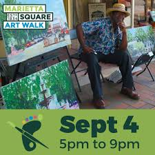 100 House Of Lu Of Marietta Square Art Walk