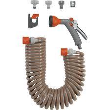 tuyau d arrosage equipé gardena 4647 20 l 10 m diam 9 2 mm leroy