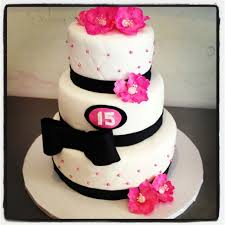 58 best 15th birthday cakes images on Pinterest