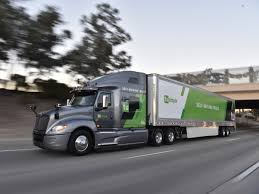 100 Semi Truck Pictures TuSimple Displays Navistar Truck At CES 2019 And Announces