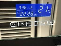 led spiegelschrank 60x40 edelstahl bluetooth radio