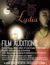 Halloween Horror Nights Auditions 2016 by Auditions In Asheville Nc U2013 Speaking Roles In Horror Film U201clydia