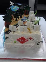 Orkin To Florida Going Away Cake CakeCentral