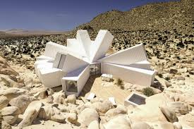 100 Shipping Containers California James Whitakers Joshua Tree Residence To Erupt Shipping Containers