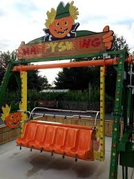 Bengtson Pumpkin Farm Chicago by Happy Swing Homer Glen Halloween Attractions Illinois Pumpkin
