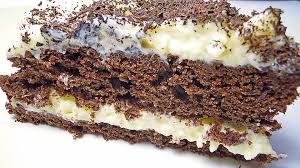 schokoladen vanille torte