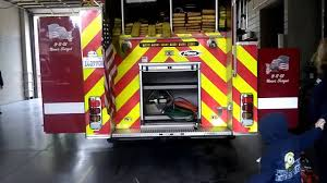 100 Cost Of A Fire Truck Rear Of The 2015 Pierce Velocity The Cost 550000 Fire Truck At
