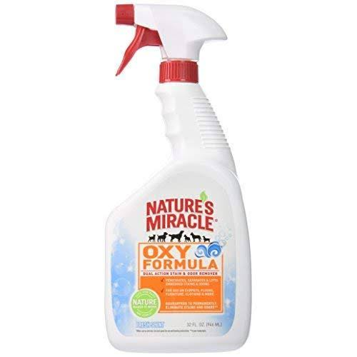 Nature's Miracle Oxy Forumula Stain & Odor Remover - 32oz