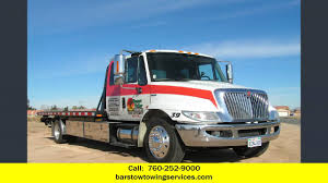 100 Tow Truck Companies Near Me Company Barstow YouTube