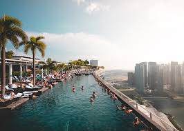 100 Infinity Swimming Cool Off In The Best Swimming Pools In Singapore Honeycombers