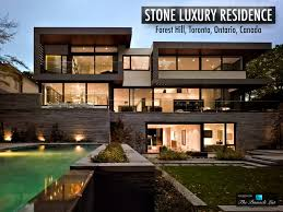 100 Luxury Residence Stone Forest Hill Toronto ON Canada