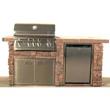 Gas Light Mantles Canada by Lion Sensational Q 6 Piece Bbq Island With Lion L75000 32 Inch