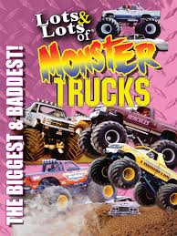 LOTS & LOTS Of MONSTER TRUCKS DVD Vol.1 - The Biggest And Baddest ...