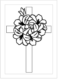The Cross Coloring Pictures