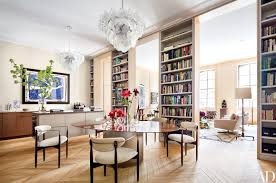 100 Interior Designers Architects Steven Harris And Lucien Rees Robertss Spacious New York