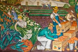 diego rivera mural coit tower search with a