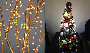 LED Wire String Lights Can Put On Christmas Trees To Be Decorative