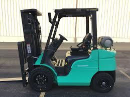 100 Truck Rental Buffalo Ny Rent This 2018 Mitsubishi Forklift FG25N5 In NY