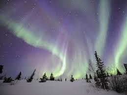 northern lights northwest territories canada Northern Lights