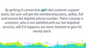 aol customer support customer care phone telephone number info inform