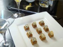 easiest canapes and easy recipe and cheese