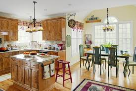 Brilliant Country Kitchen Decorating Ideas On A Budget Beautiful Inside