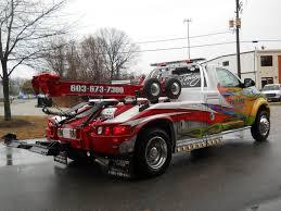 100 Wheel Lift Tow Truck Vulcan 8 Ton Manual Load StrapLe