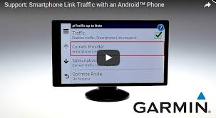 Smartphone Link Live Traffic Coverage