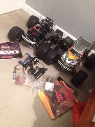 Used Nitro Rc Trucks X2 Traxxas Tmaxx And Revo In BD5 Bradford For ... Traxxas Tmaxx 25 4wd Nitro 24ghz 491041 Best Rc Products Cars Trucks Rogers Hobby Center Traxxas T Maxx Nitro Monster Truck 1819 Remote Asis Parts Rc Car Gas Diagram Circuit Wiring And Hub Epic Bashing Videoa Must See Youtube Revo 33 Rtr Monster Truck Wtqi Silver By Jato Stadium Hobby Pro 491041blk Jegs 67054 1 Diy Enthusiasts Diagrams Amazoncom 64077 Xo1 Awd Supercar Readytorace Traxxas Nitro Monster Truck 28 Images 100 Classic For Sale