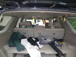 Fly In The South: DIY- Redneck Rodrack For Your SUV Diy Suv Ceiling Rod Rack Fishing Holder For Bed Major League Sports Outdoor Recreation Kayakfishingwesternpa Tundra Fly Rod Holder Toyota Forum Tight Line Enterprises Magnetic Racks Vehicle Truck Just Made A Rack The Tacoma World Home Runner Portable Fishing Racks And Holders Bed Anodized Finish Pipe Dreams Marine Smith Creek In Car Rod Holder Flyfishingaccsories Tools Page 5 Ford F150 Community Of